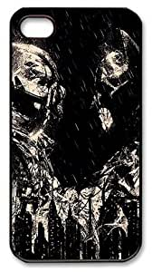 Beautiful Abstract Painting Versus Custom Ultraslim Fits Hard Back Case for iphone 4/iphone 4s