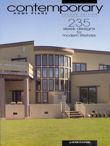 Cheap  Contemporary Home Plans: 235 Sleek Designs for Modern Lifestyles