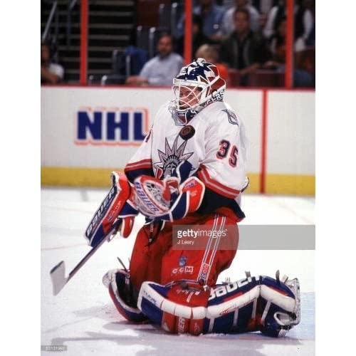 info for 7bd58 e1499 Mike Richter Original Ccm New York Rangers 1998