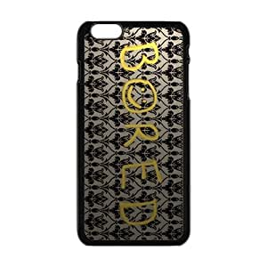 "Danny Store Hardshell Cell Phone Cover Case for New iPhone 6 Plus (5.5""), Sherlock"