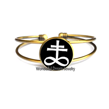 Cross Bangle Jewelry Best Friend Birthday Gift Dainty Woman