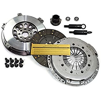 SACHS-EFT STAGE 2 CLUTCH KIT & CHROMOLY FLYWHEEL 92-98 BMW 325 328 E36 M50 M52