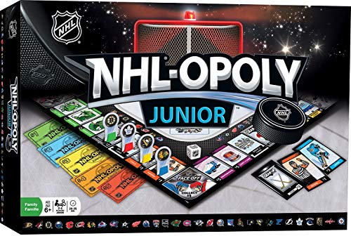 MasterPieces NHL Opoly Jr. Board Game