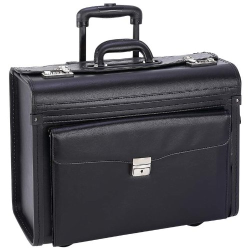 USA Wholesaler - BCPILOT3 - Embassy™ Sample/Pilot Case with Aluminum Trolley - Pilot Trolley
