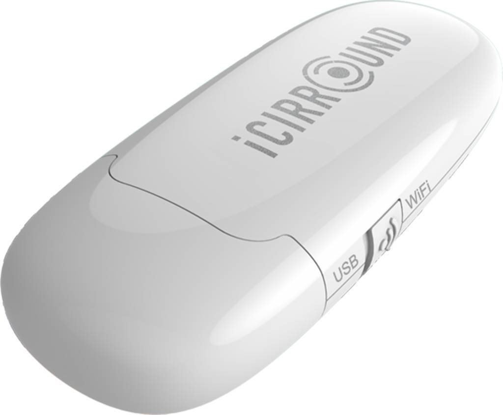 iCIRROUND iShowDrive Wireless Flash Drive - For Smartphones And Tablets
