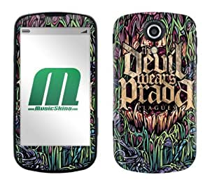 Zing Revolution MS-DWP10215 The Devil Wears Prada - Plagues Cell Phone Cover Skin for Samsung Epic 4G Galaxy S (SPH-D700)