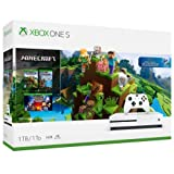Xbox One S 1TB Console – Minecraft Bundle (Renewed)