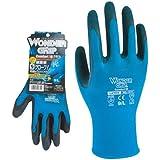 ユニワールド WG Comfort18 手袋 LWG1831 ライトブルー