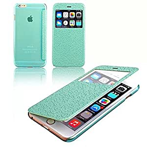 "Leather iPhone 6S Case,Case For iPhone 6S,Case For 6s,6S Leather,iPhone 6s 4.7"" Case,Candywe Colorful Print Wallet Leather Case Cover For iPhone 6s 4.7 inch#5"