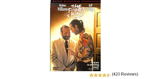 Amazon.com: The Fisher King: Jeff Bridges, Robin Williams ...