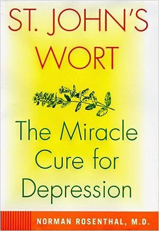 St. John\'s Wort: Norman, PhD Rosenthal: 9780060183820: Amazon.com: Books
