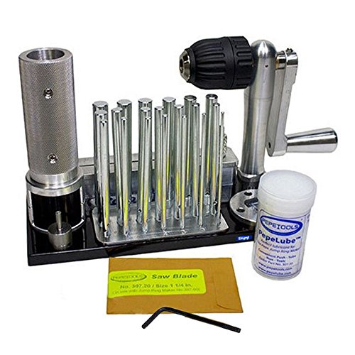 PEPETOOLS JUMP RING MAKER II REDESIGNED & IMPROVED JEWELRY COIL WIRE by Pepe Tools (Image #1)