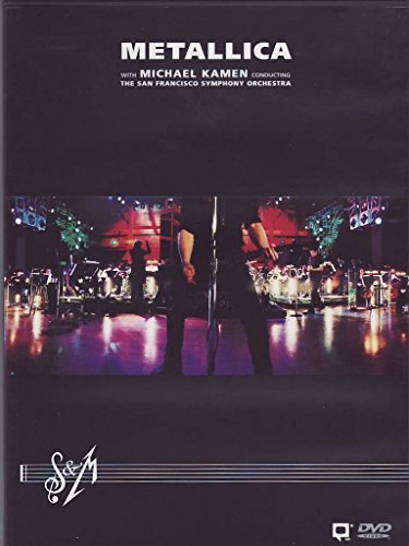 Top 2 recommendation metallica s&m blu ray