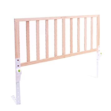Amazon Com 1 2m Wood Toddler Bed Rail For Queen Size Bed Twin Xl