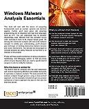 Windows Malware Analysis Essentials: Master the