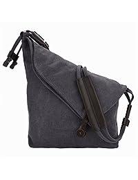 Hobo Crossbody Bag,Coofit Canvas Tote Bags Women Messenger Shoulder Bag Hobo Handbags