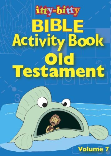 Download Itty-Bitty Old Testament (Itt-bitty Bible Activity) pdf epub