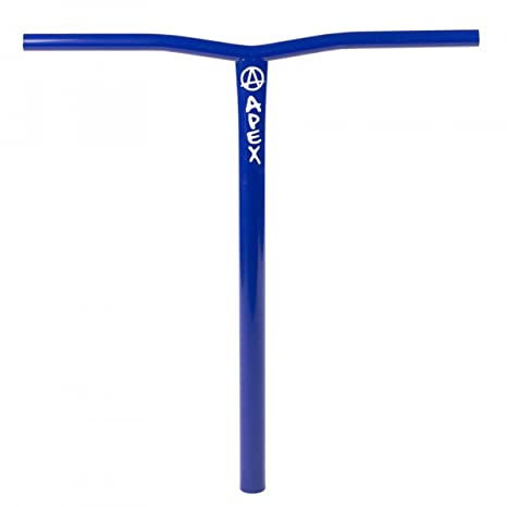 Apex Bol Stunt-Scooter. Barra de patinete + adhesivo Fantic26, SCS Ø31,8 schwarz: Amazon.es: Deportes y aire libre