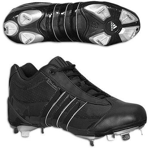 Adidas Heren Excelsior Mid Zwart / Zwart