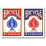 (Bicycle) - 2 Decks of Bicycle Playing Cards