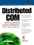 img - for Distributed COM Application Development Using Visual Basic 6 (Prentice Hall series on Microsoft technologies) by Jim Maloney (1999-04-16) book / textbook / text book
