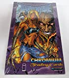 Image Comics Darkchylde Chromium Trading Cards Box Set - 32 Packs