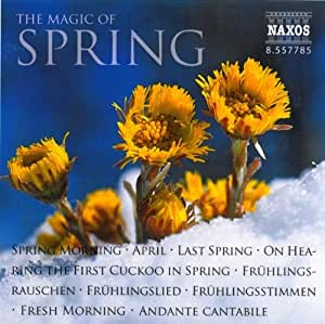 The Magic Of Spring (Nxs)