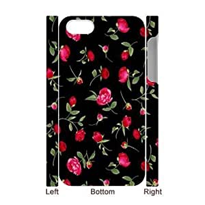 FOMWMlZ1For Ipod Touch 5 Case Cover 2For Ipod Touch 5 Case Cover 3bbpnk PC Phone Case With Fashionable Look For ipod toucTiny Flowers (3D PC Soft Case)