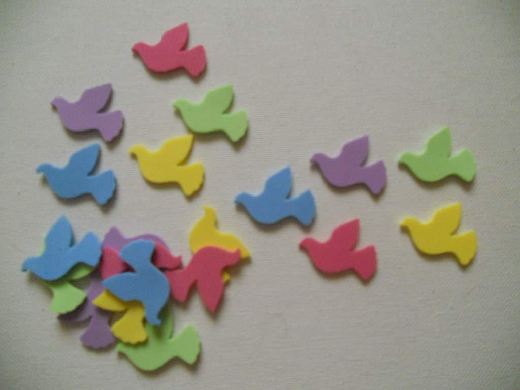 Figuras de goma eva Silvys para fiesta, decoración de ...