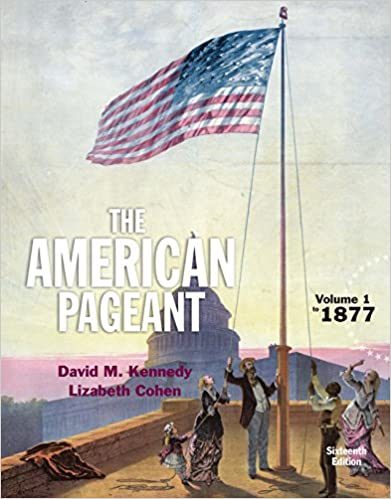 Amazon american pageant volume 1 ebook david m kennedy amazon american pageant volume 1 ebook david m kennedy lizabeth cohen kindle store fandeluxe Image collections