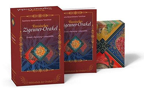 Russisches Zigeuner Orakel: Bibliothek der Orakel Taschenbuch – 3. Oktober 2012 Königsfurt Urania 3868267344 Tarot Lebensdeutung
