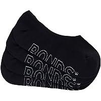 Bonds Women's Logo Light Sneaker Socks (4 Pack)