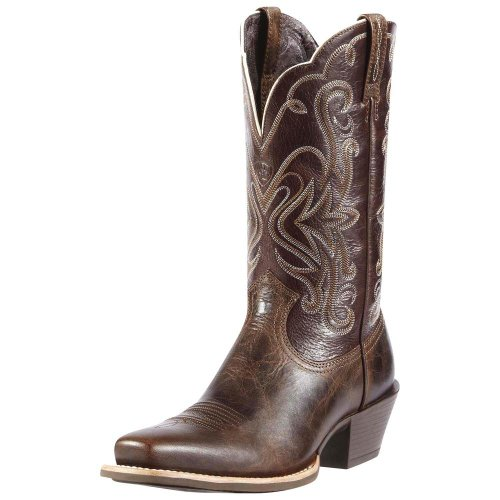 Boot Legend Chocolate Chip Western Women's Ariat qfxt44