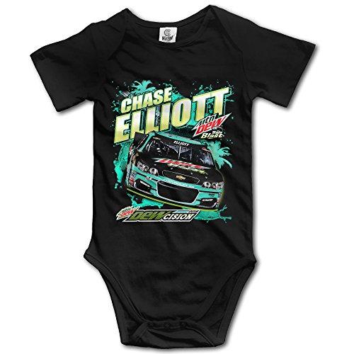 Motorsports Team Collection Chase Elliott Baja Blast Dewcision Baby Onesie Bodysuit
