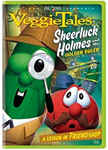 Veggie Tales: Sheerluck Holmes and the Golden Ruler