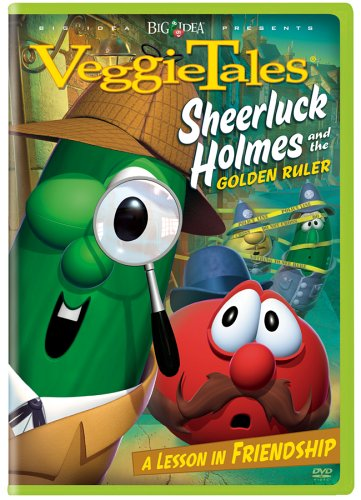 - Veggie Tales: Sheerluck Holmes and the Golden Ruler