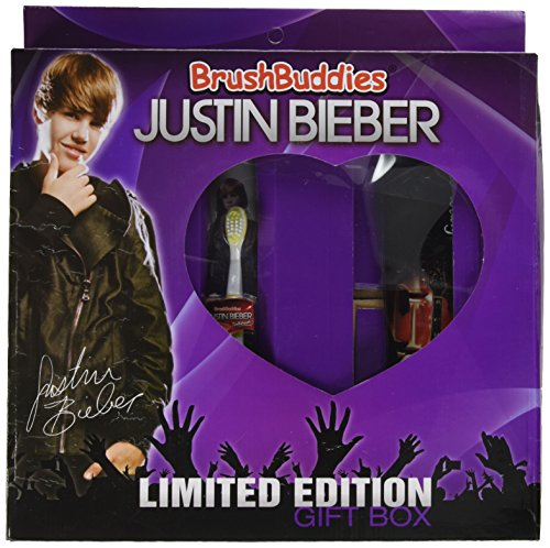 Price comparison product image Brush Buddies Justin Bieber Limited Edition Gift Box