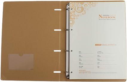 env noir A5 13,5 x 21 cm SIGEL CO309 Carnet de notes Conceptum couverture souple pointill/é