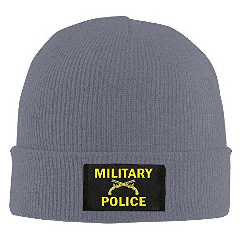 Armor Branch Insignia Military Veteran Beanie Cap Asphalt (Insignia Cap Veteran)
