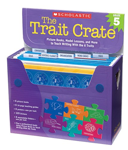 Scholastic The Trait Crates, Grade 3 by Scholastic