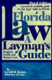 Florida Law, Gerald B. Keane, 1561641871
