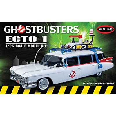 Ghostbusters Ecto-1 Snap: Toys & Games