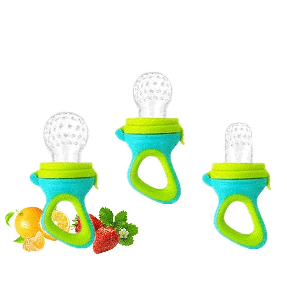 Amazon.com: Baby Fresh Alimentador de Alimentos paquete de 3 ...