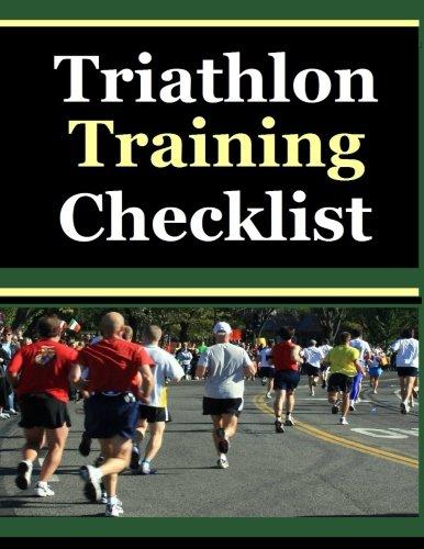 Triathlon Training Checklist - Ironman Checklist