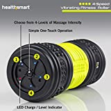 HealthSmart Foam Roller for Exercise and Physical