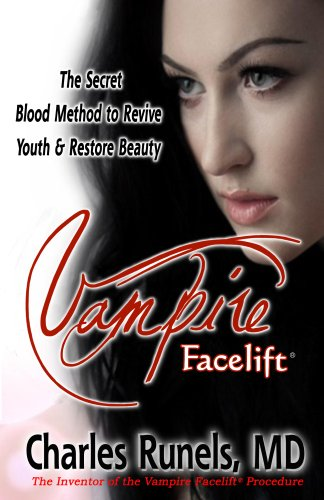 Vampire Facelift Charles Runels ebook product image