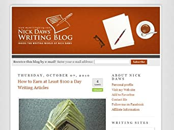 review of Write a Book on Anything in 28 Days or Less by Nick Daws