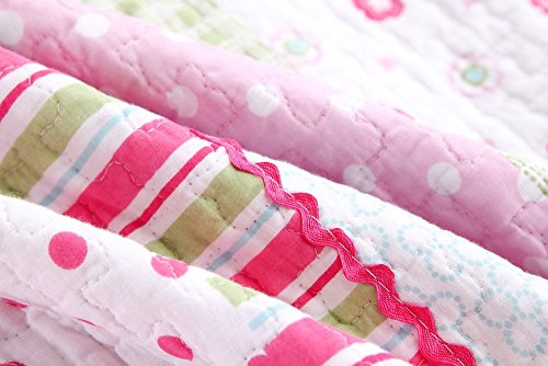 tender Cotton vibrant Greta Pastel Kids Bedding