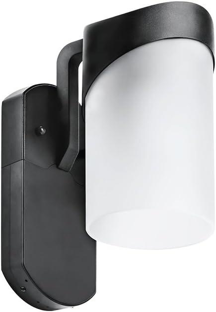 Maximus Smart Companion Light (Camera-Less) - Contemporary Black - Works with Amazon Alexa
