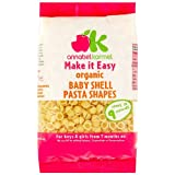 Annabel Karmel - 7 Months - Organic Baby Shell Pasta Shapes - 250g (Case of 8)